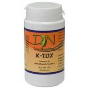 K-TOX 60cap. DIRECT NUTRITION