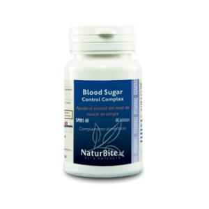 BLOOD SUGAR CONTROL complex 60comp. NATURBITE