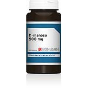 D-MANOSA 500mg. 120comp. BONUSAN
