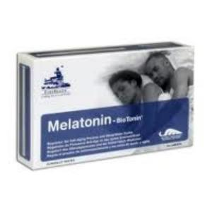 MELATONIN BIOTONIN 0,5mg.120comp. SUB EUROHEALTH