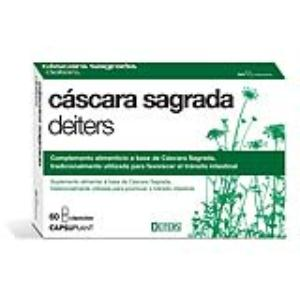 CASCARA SAGRADA 60cap. DEITERS