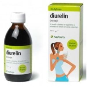 BODY LINEA DIURELIN 250ml. HERBORA