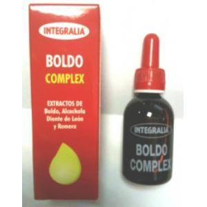 BOLDO COMPLEX extracto 50ml. INTEGRALIA