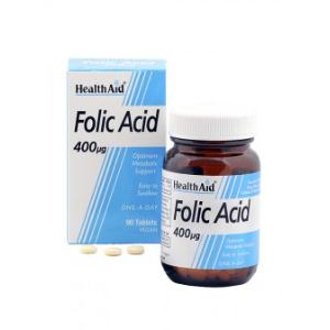 ACIDO FOLICO 90comp. HEALTH AID HEALTH AID