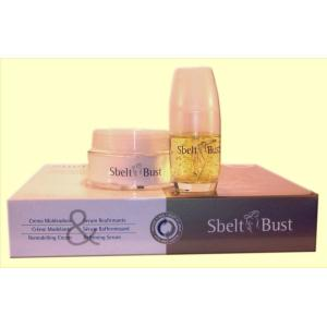 SBELT BUST crema 100ml+serum 30ml. TONGIL