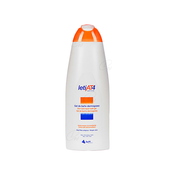 LETI AT4 GEL BAÑO DERMOGRASO 750 ML
