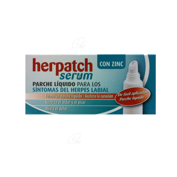 HERPATCH SERUM 5 ML