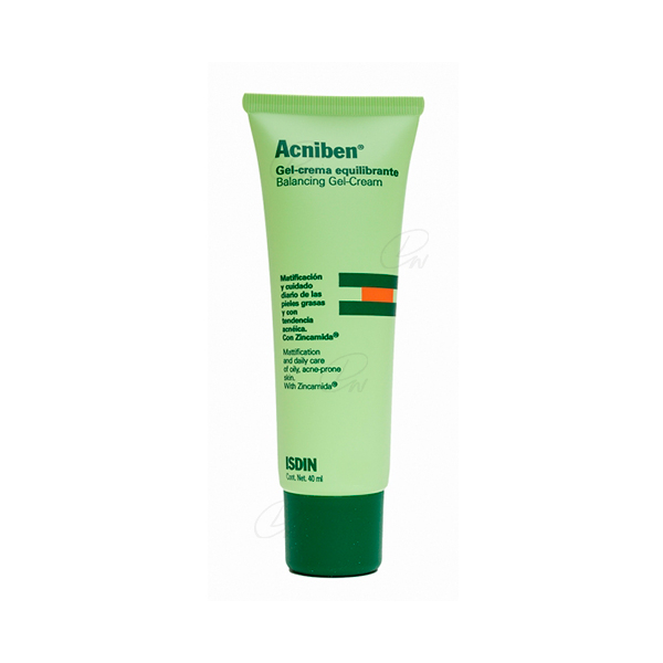 TEENSKIN ACNIBEN GEL-CREMA 40 ML