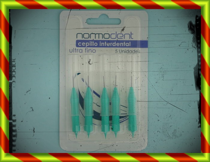 NORMODENT INTERDENTAL ULTRAFINO