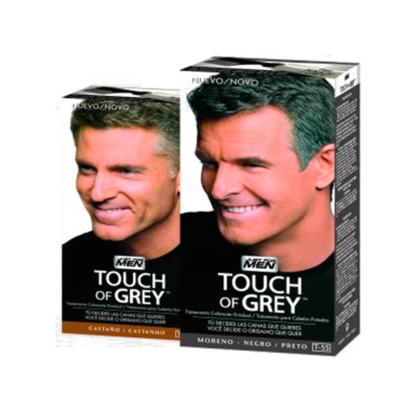 TOUCH OF GREY CASTAÑO CLARO MEDIO 40 G