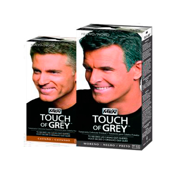 TOUCH OF GREY MORENO NETRO 40 G