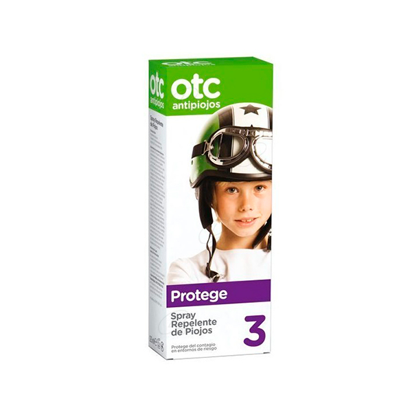 OTC ANTIPIOJOS REPELENTE SPRAY 125ML